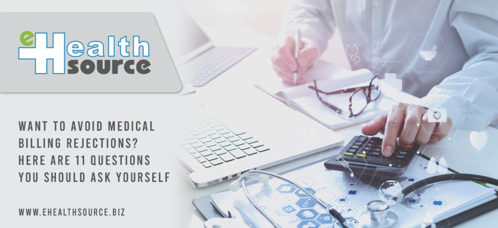 Want to avoid medical billing rejections