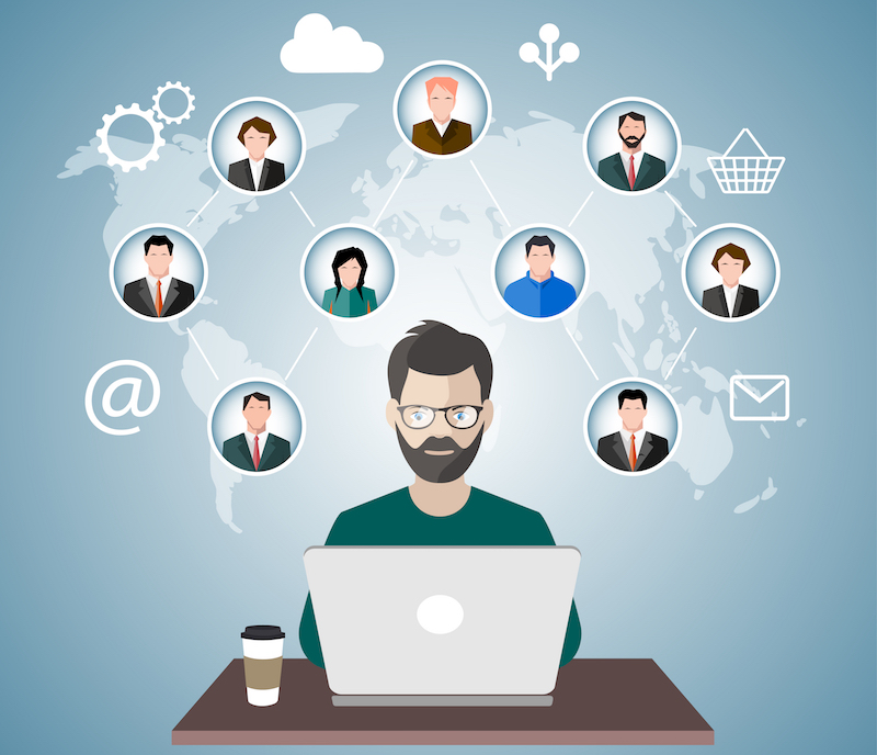 Remote Employee Services in Florida, USA