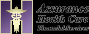 Assurance Health Care Financial Services Logo
