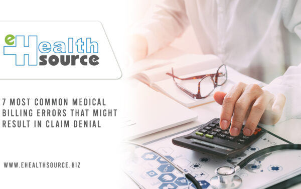 Medical Billing Errors that Might Result in Claim Denial